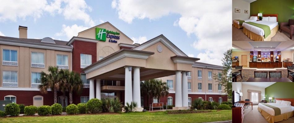 Holiday Inn Express & Suites I 16 photo collage