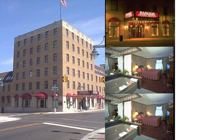 Ramada Plaza Hotel Ojibway photo collage