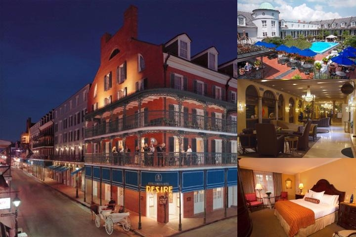 Royal Sonesta Hotel New Orleans photo collage