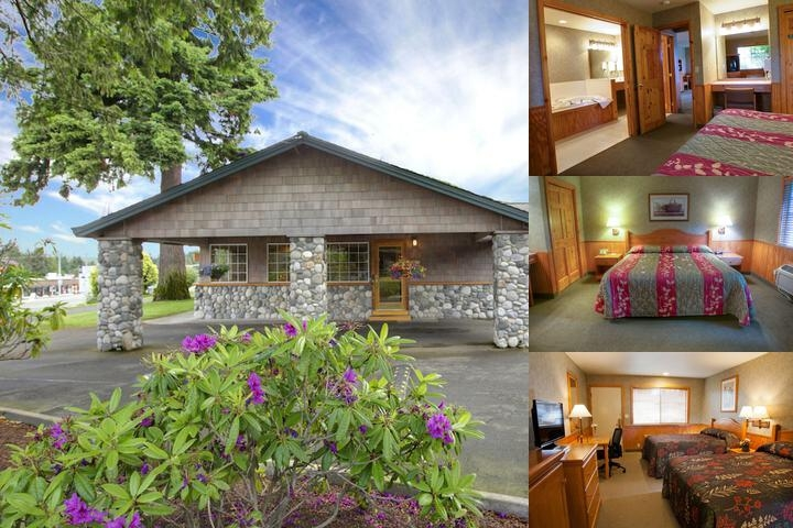 Poulsbo Inn & Suites photo collage