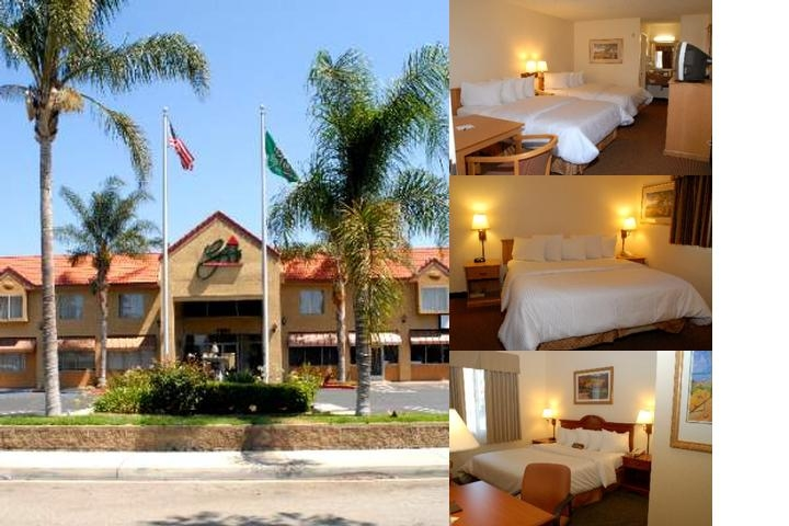 Guesthouse Int'l Inn & Suites Upland photo collage