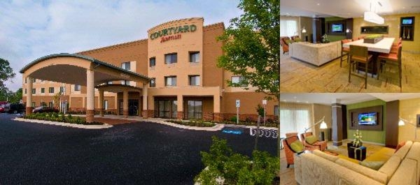 Courtyard by Marriott Waldorf photo collage