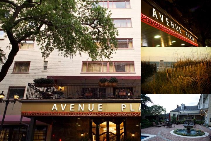 Avenue Plaza Resort photo collage