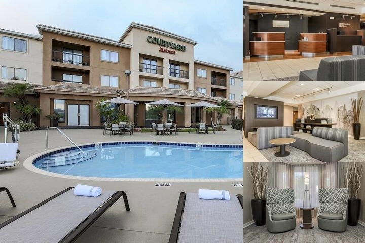 Courtyard by Marriott Orlando / Lake Mary photo collage
