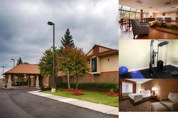 Best Western Laurel Park Suites photo collage
