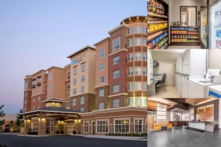 Hyatt House Richmond West photo collage