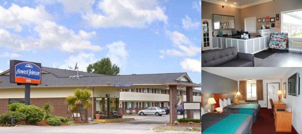 Howard Johnson Inn Kent photo collage
