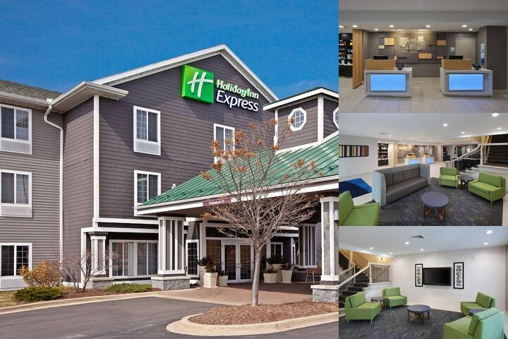 Holiday Inn Express Grand Rapids Sw(Grandville) photo collage