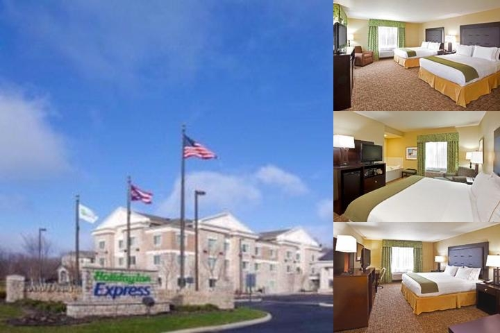 Holiday Inn Express Columbus Dublin photo collage