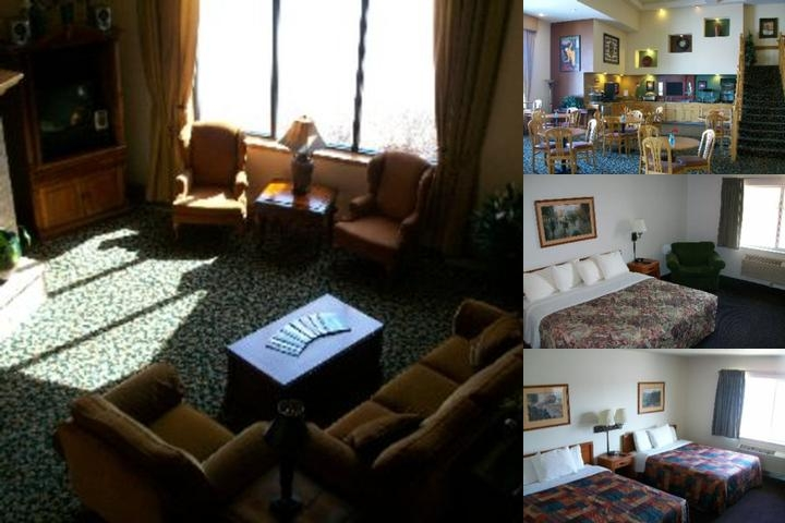 Americinn Lodge & Suites of Oakdale photo collage