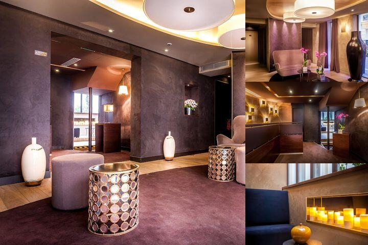 Hotel Cheverny photo collage