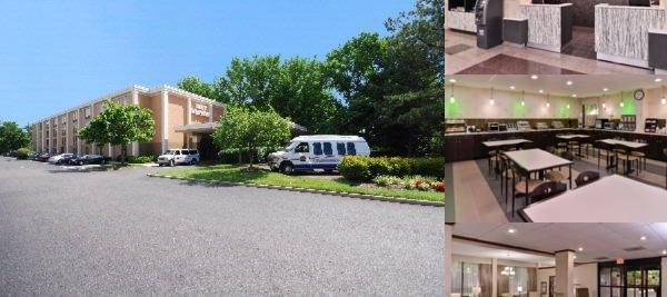 Best Western Plus Richmond Airport Hotel photo collage