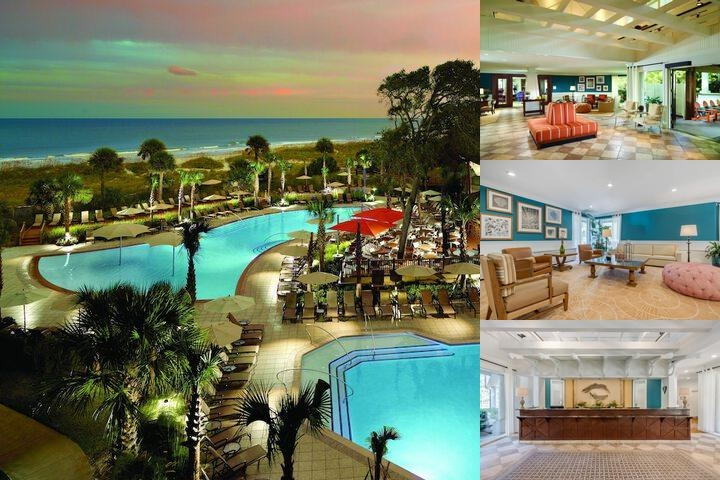 Omni Hilton Head Oceanfront Resort photo collage