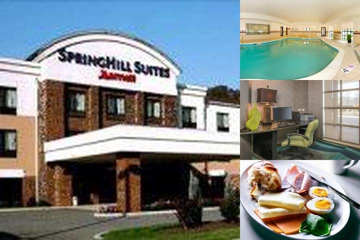 Springhill Suites Prince Frederick photo collage