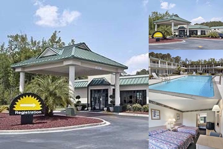 Days Inn Richmond Hill / Savannah photo collage