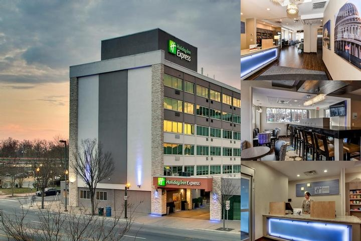 Holiday Inn Express Washington DC N Silver Spring photo collage