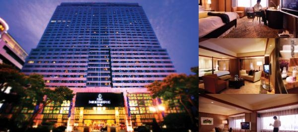 Grand Intercontinental Seoul Parnas photo collage