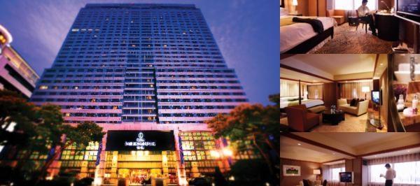 Grand Intercontinental Seoul Parnas Photo Collage