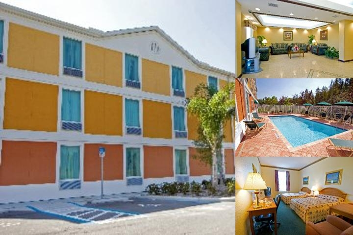 Best Western Wesley Chapel photo collage