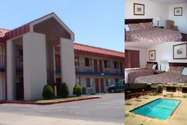 Magnuson Hotels / Amarillo photo collage