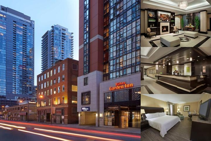 Hilton Garden Inn Toronto Downtown photo collage