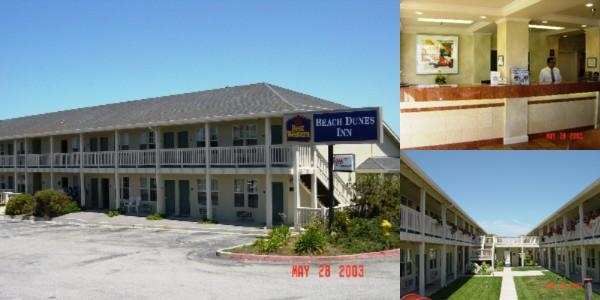 Best Western Beach Dunes Inn photo collage