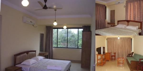 Goan Clove Apartment Hotel photo collage