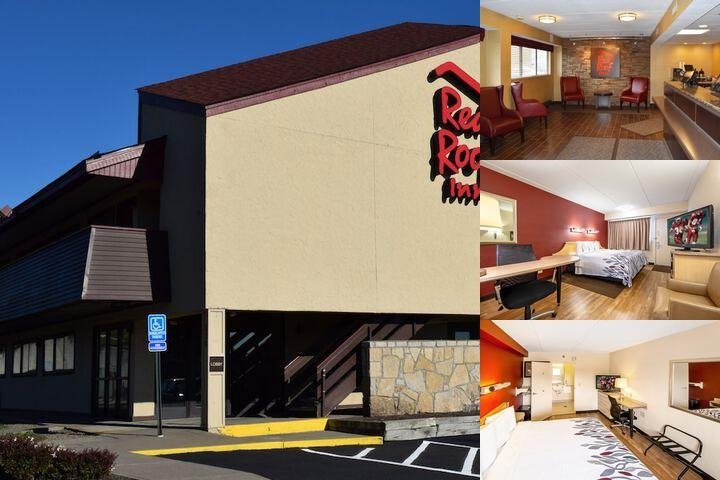Red Roof Inn Binghamton photo collage