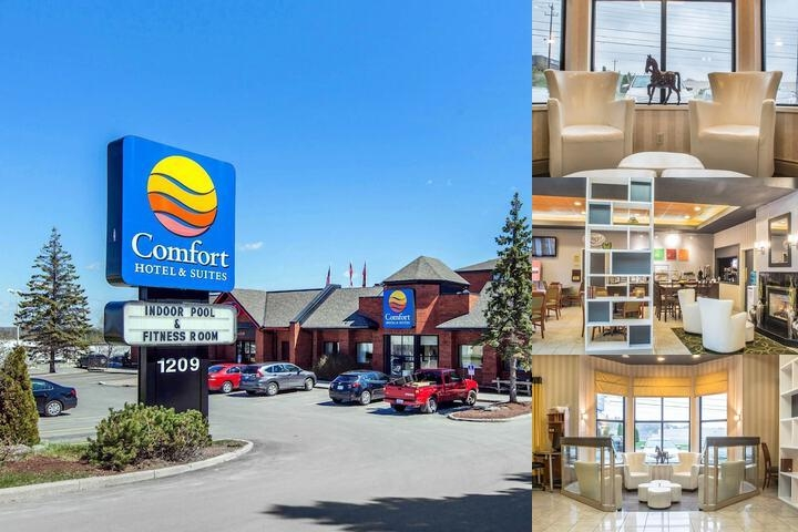 Comfort Hotel & Suites photo collage