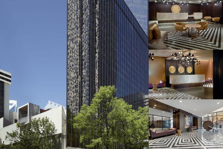 Omni Hotel Charlotte Photo Collage