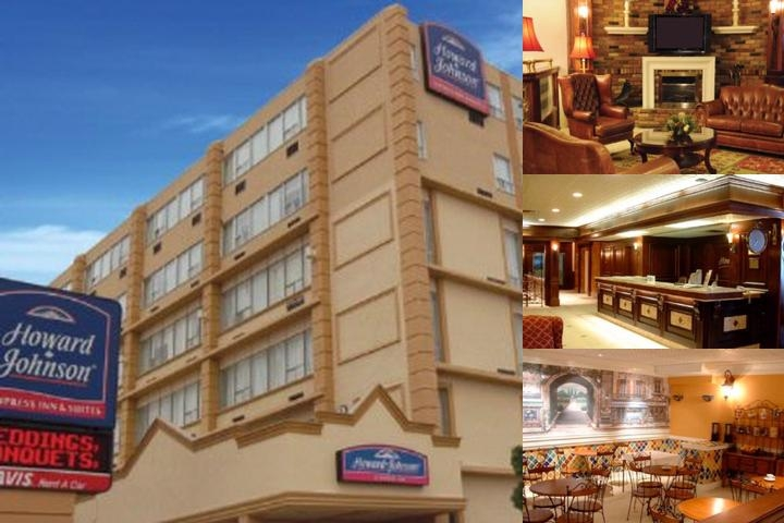 Howard Johnson Express Inn & Suites Bramptonwest photo collage