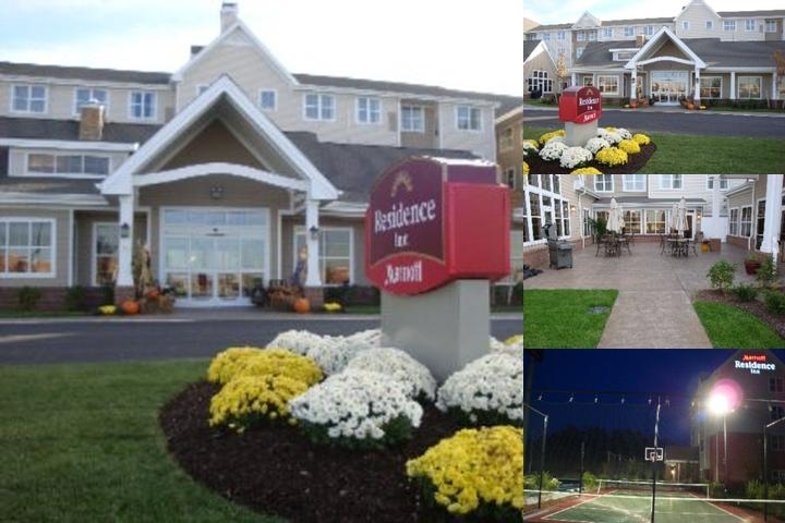 Residence Inn Providence / Coventry photo collage