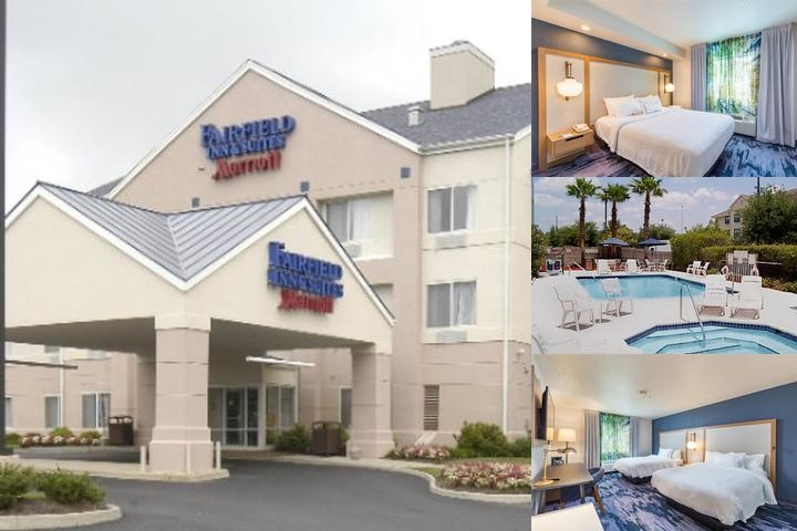 Fairfield Inn & Suites Tampa North photo collage