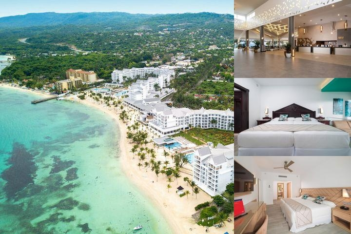 Riu Ocho Rios photo collage