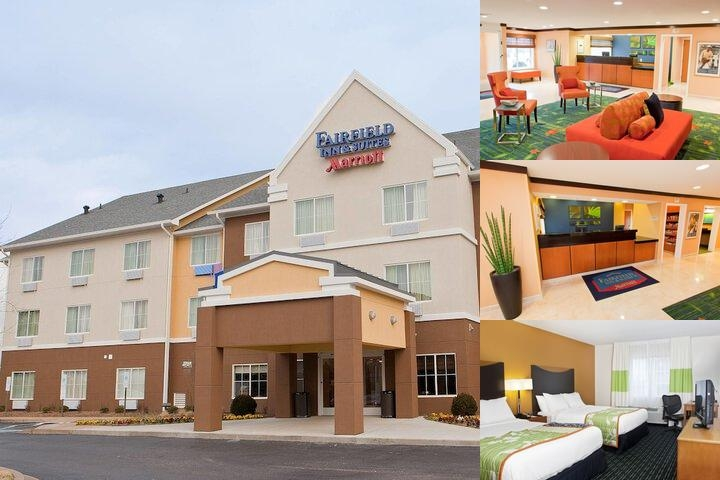 Fairfield Inn & Suites by Marriott East Galleria photo collage
