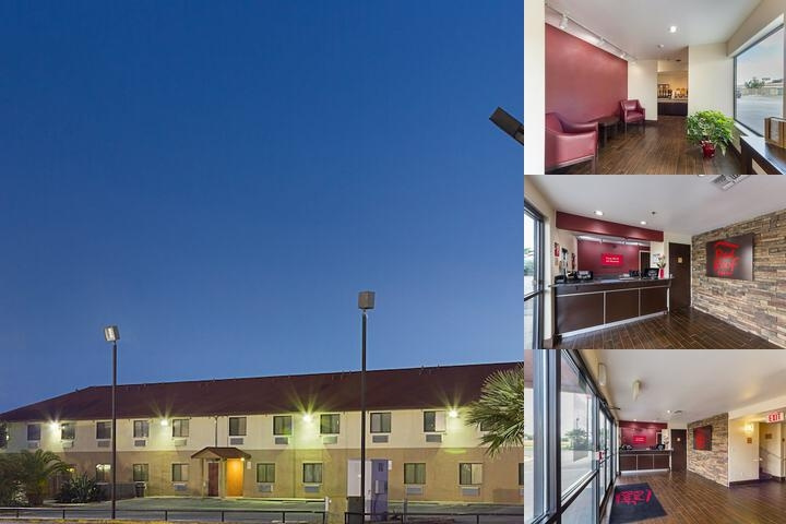 Red Roof Inn New Braunfels photo collage