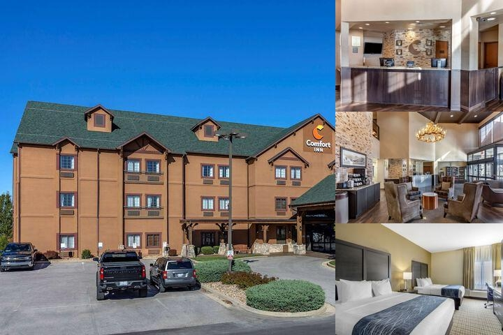 Comfort Inn St. Robert / Fort Leonard Wood photo collage