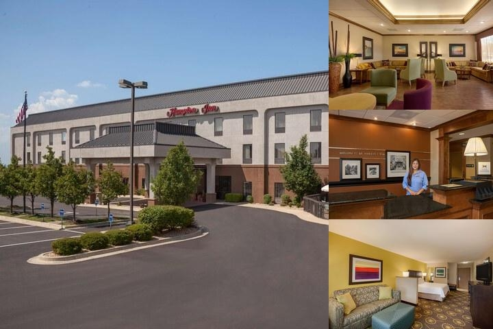 Hampton Inn St. Robert I44 photo collage