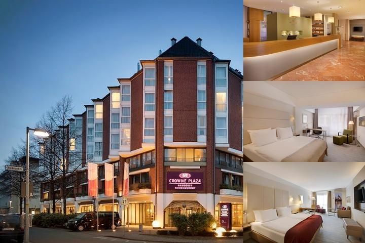 Crowne Plaza Hannover photo collage