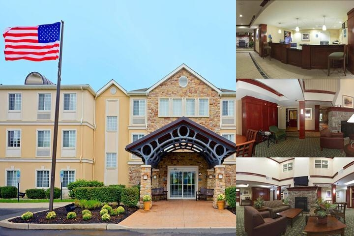 Staybridge Suites Cranbury photo collage