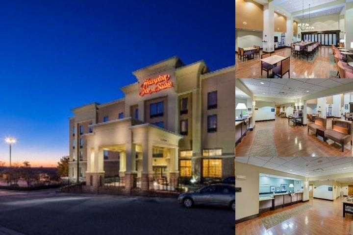 Hampton Inn & Suites Augusta West photo collage