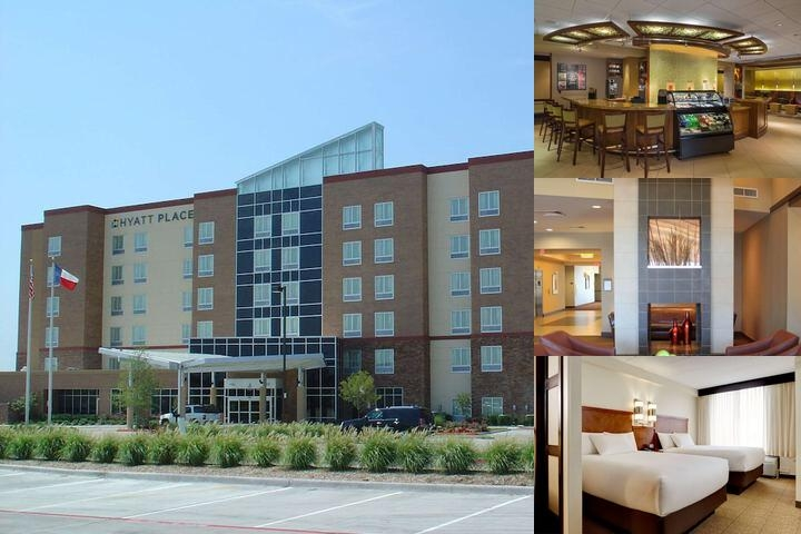 Hyatt Place Dallas / Garland / Richardson photo collage
