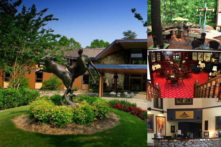 Warner Lodge & Conference Center photo collage
