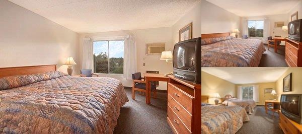 Howard Johnson Inn North Spokane photo collage