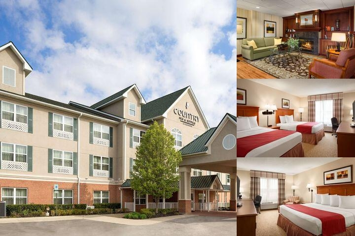 Country Inn & Suites Toledo South Rossford photo collage