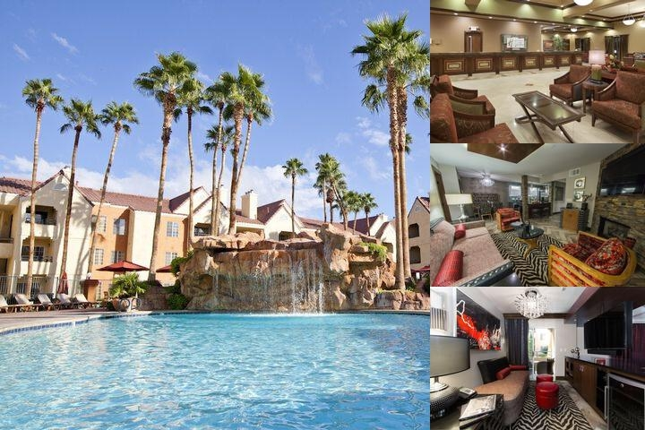 Holiday Inn Club Vacations at Desert Club Resort photo collage