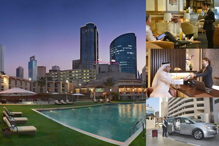 Crowne Plaza Bahrain photo collage