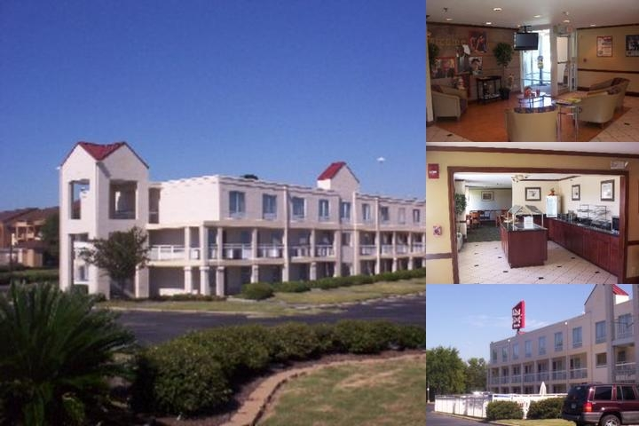 Red Roof Inn Montgomery photo collage