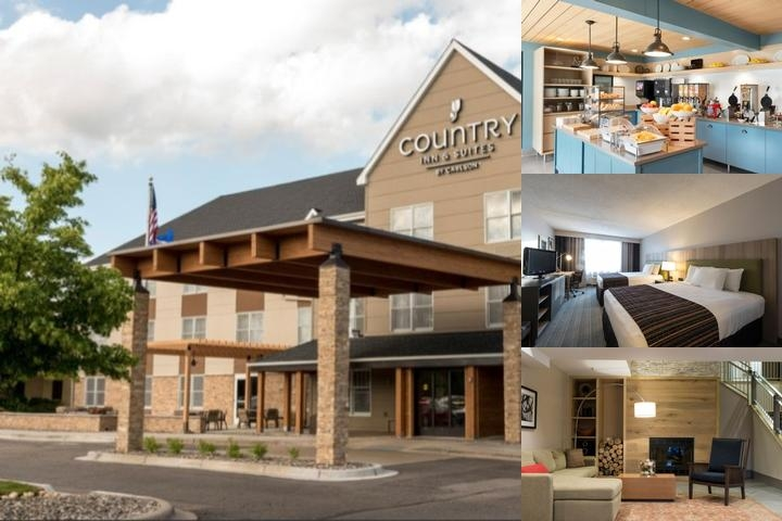 Country Inn & Suites Minneapolis West photo collage