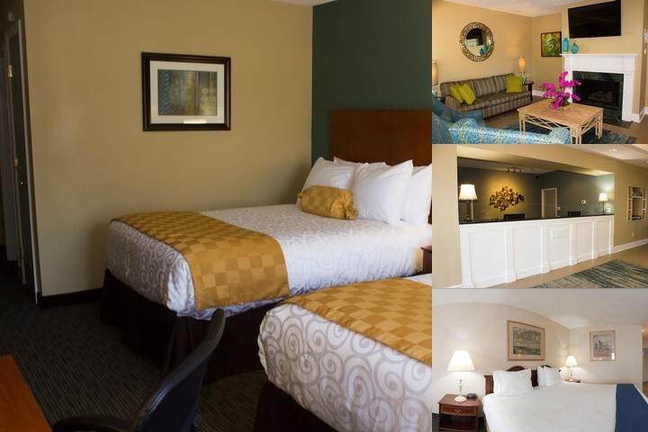 Best Western Kilmarnock Hotel photo collage